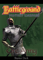 Battleground Fantasy Warfare: Orc Army (Starter Deck)
