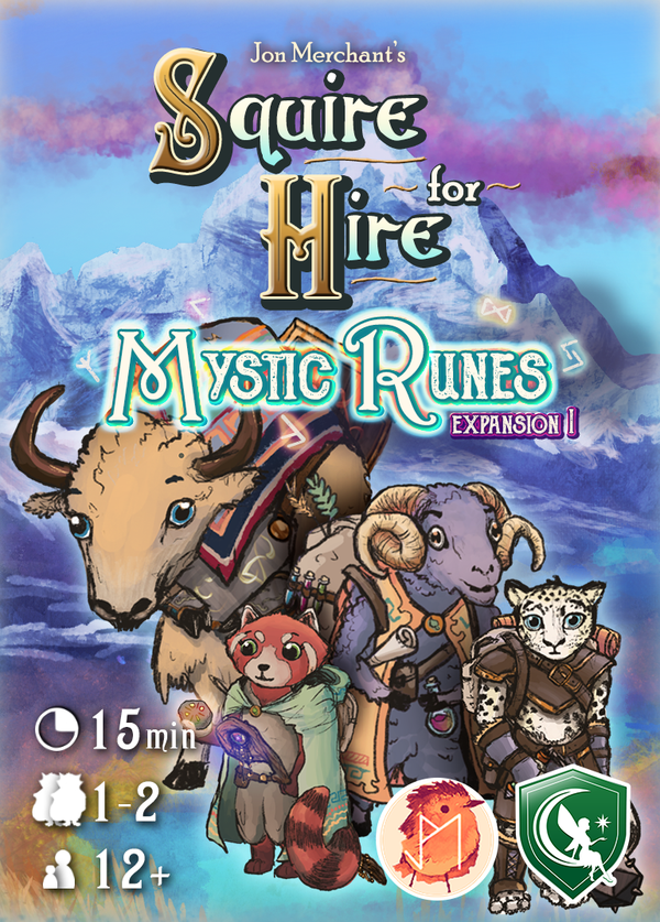 Squire for Hire: Mystic Runes