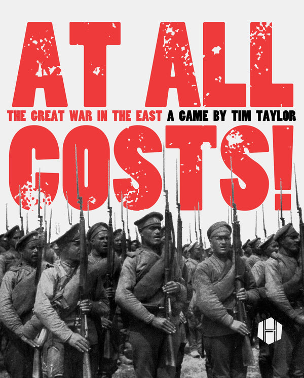At All Costs! The Great War in the East