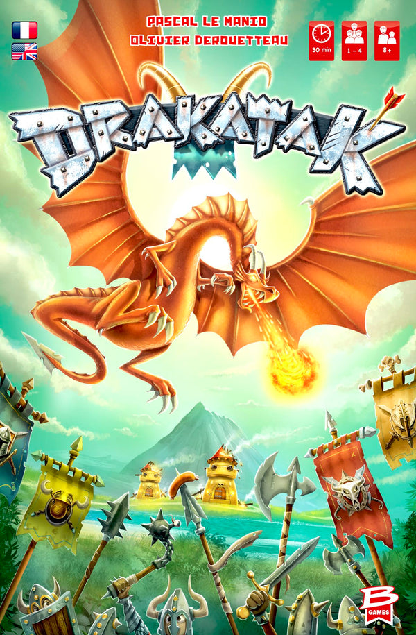 Drakatak (French Import)