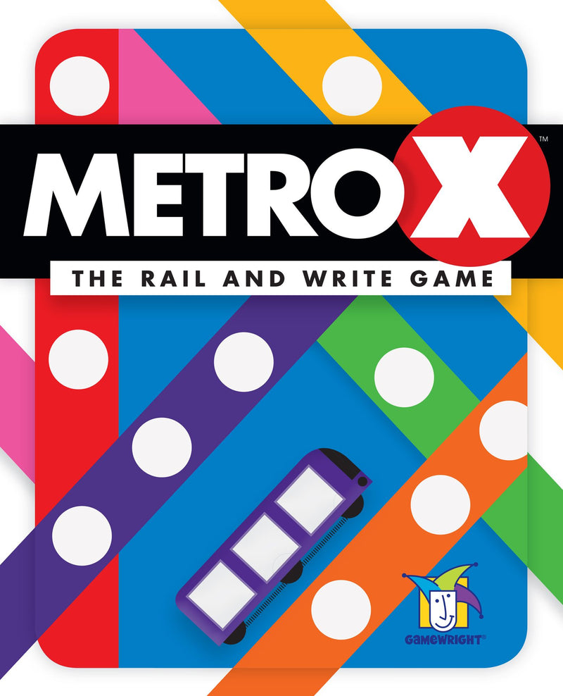 Metro X (Gamewright Edition) *PRE-ORDER*