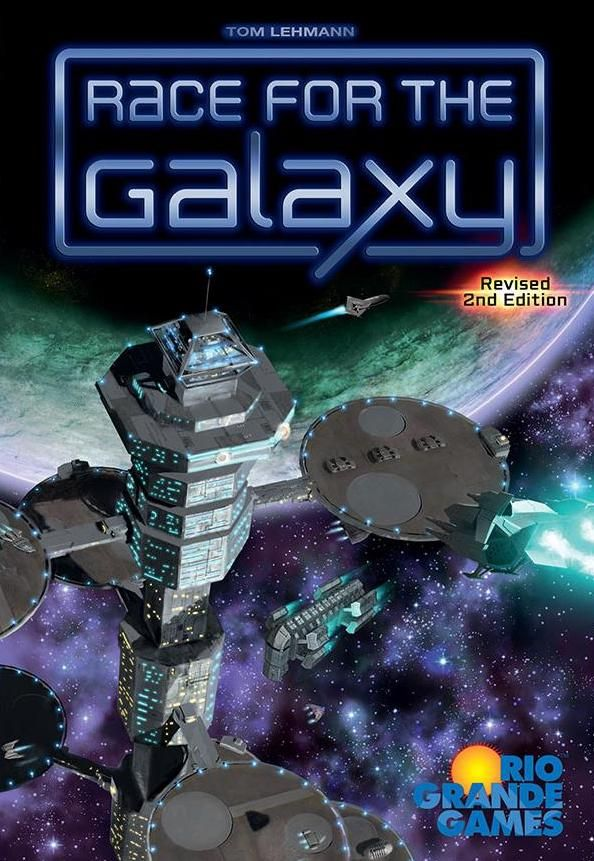 Race for the Galaxy (Second Edition)