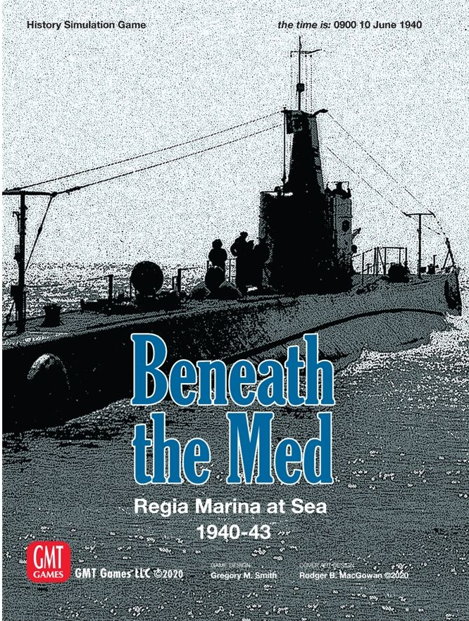 Beneath the Med