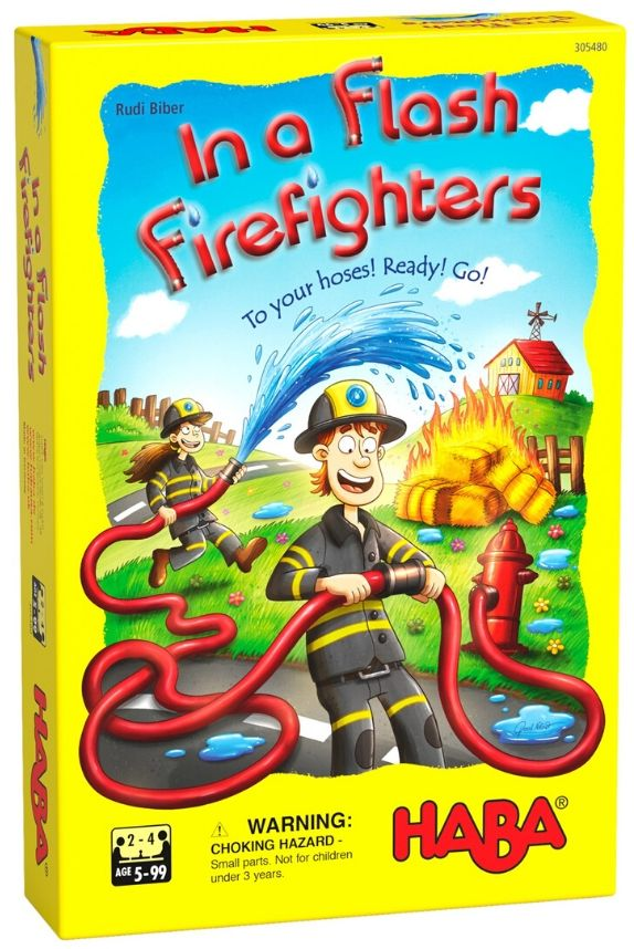 In a Flash Firefighters