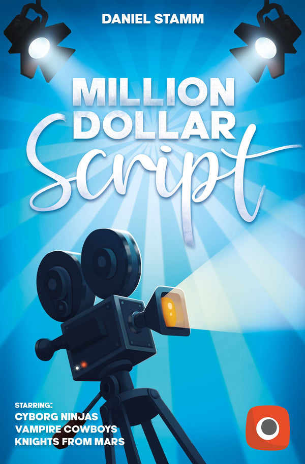 Million Dollar Script *PRE-ORDER*