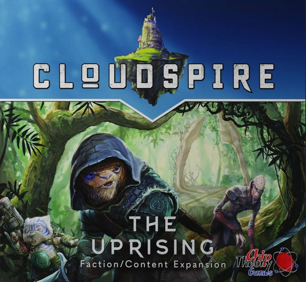 Cloudspire: The Uprising