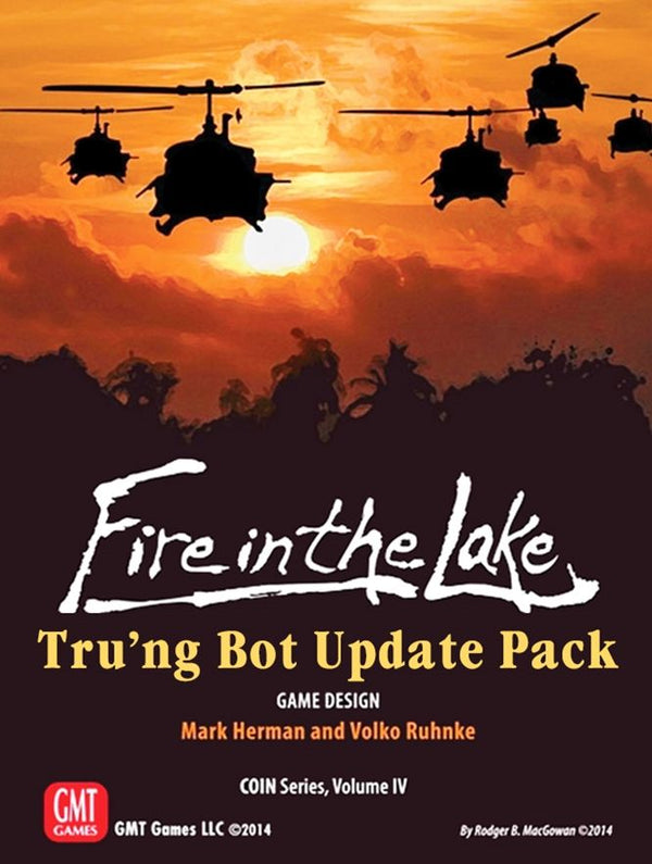 Fire in the Lake: Tru'ng Bot Update Pack *PRE-ORDER*