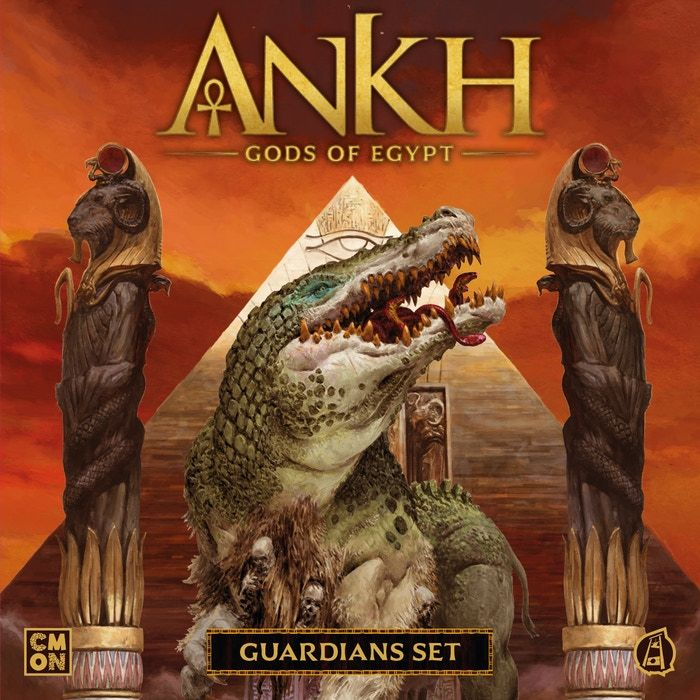 Ankh: Gods of Egypt – Guardians Set (Retail Edition) *PRE-ORDER*