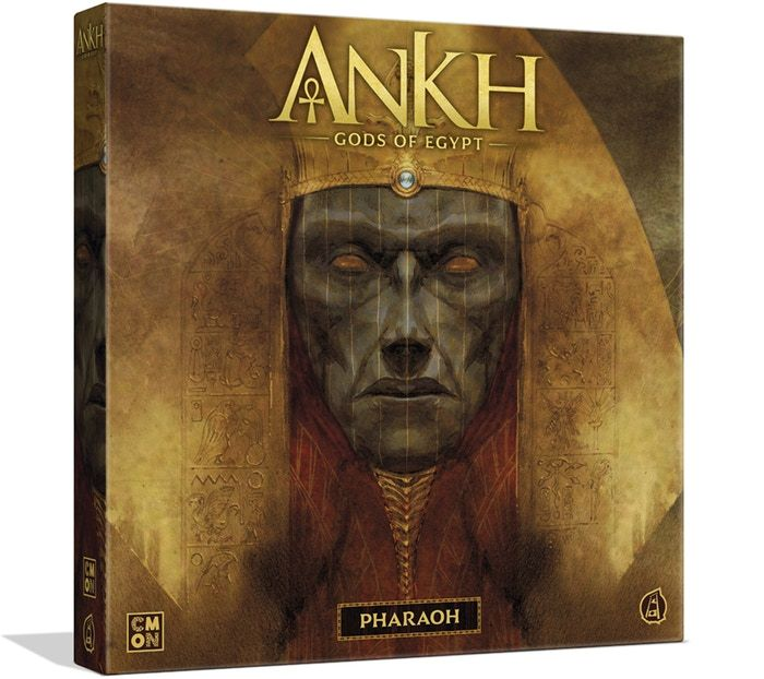 Ankh: Gods of Egypt – Pharaoh (Retail Edition) *PRE-ORDER*