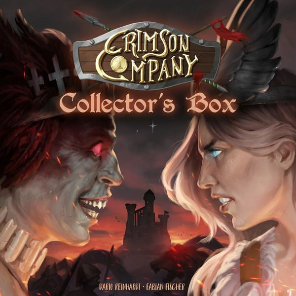 Crimson Company (Collector's Edition)