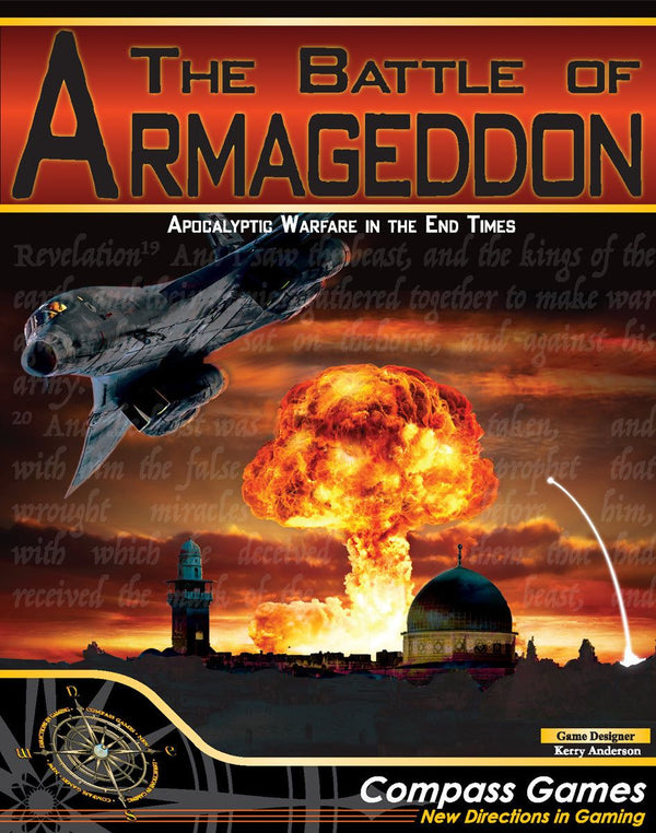 The Battle of Armageddon: Deluxe Edition