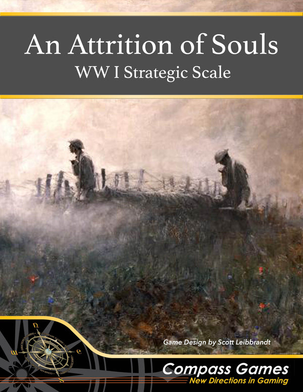 An Attrition of Souls *PRE-ORDER*