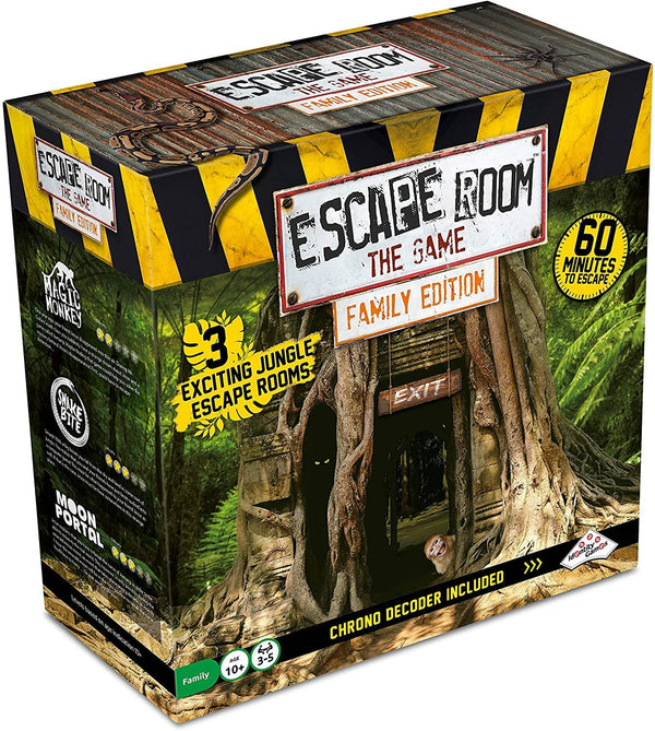 Escape Room: The Game – Family Edition