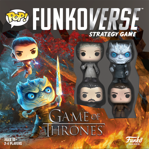 Funkoverse Strategy Game: Game of Thrones 100