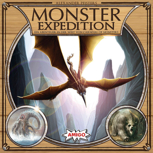 Monster Expedition (German Import)