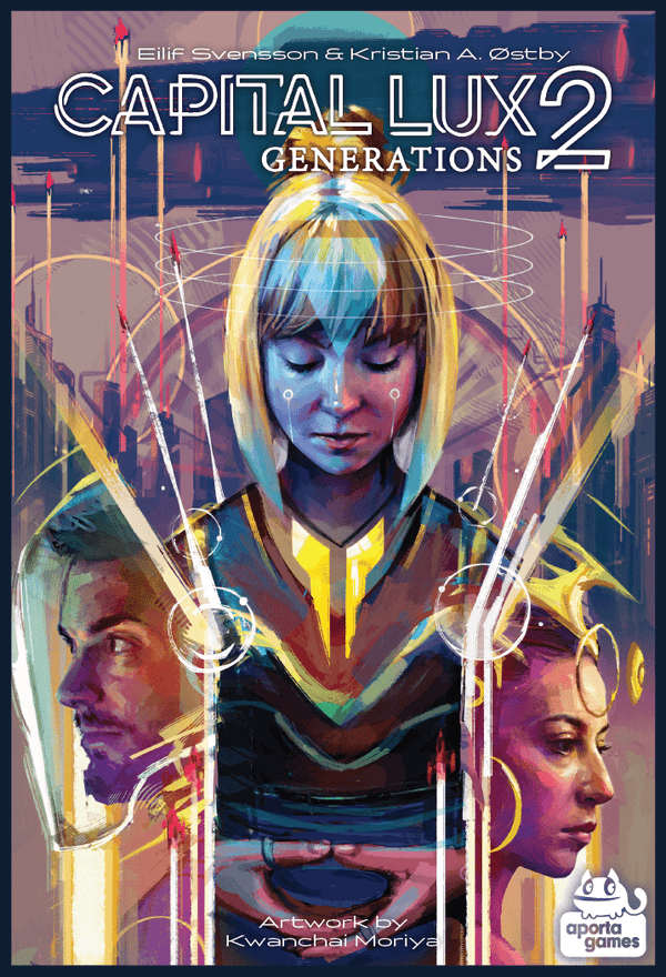 Capital Lux 2: Generations *PRE-ORDER*