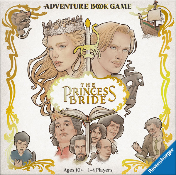 The Princess Bride Adventure Book Game *PRE-ORDER*