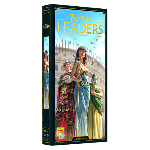 7 Wonders (Second Edition): Leaders *PRE-ORDER*
