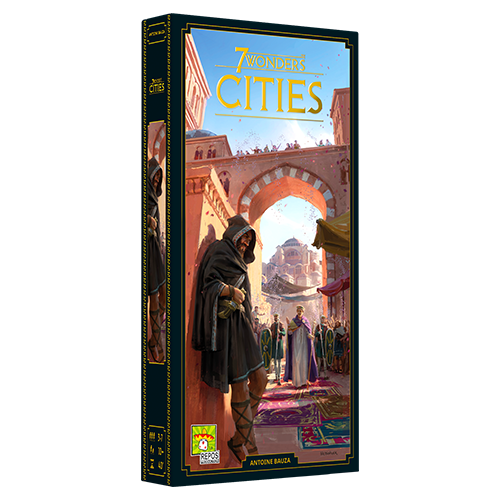 7 Wonders (Second Edition): Cities *PRE-ORDER*
