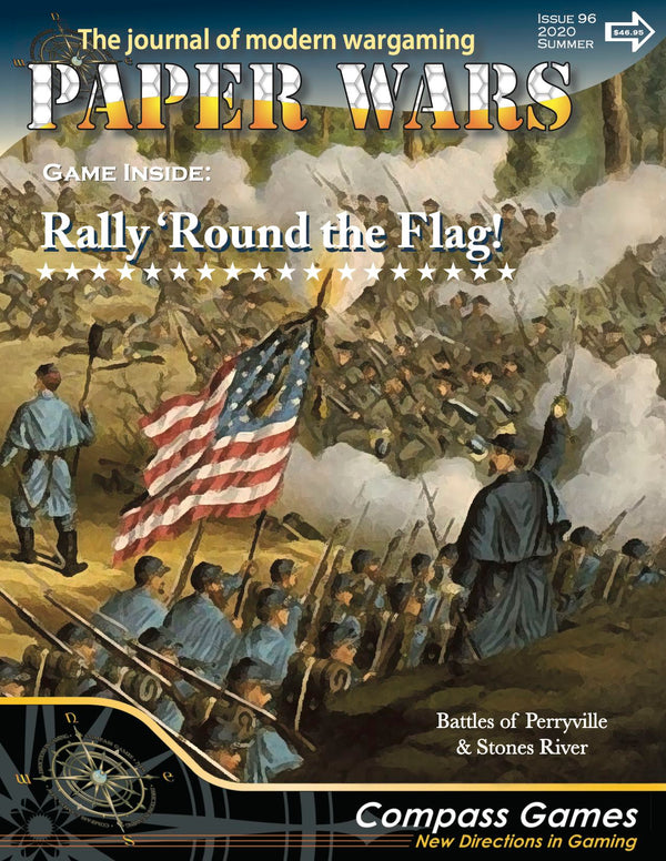 Rally 'Round the Flag: Battles of Perryville and Stones River