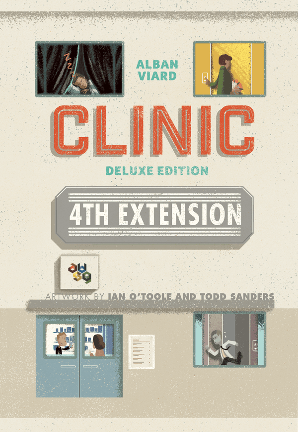 Clinic: Deluxe Edition – 4th Extension (Import)