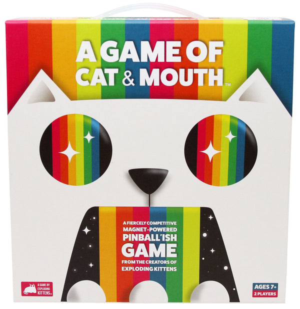A Game of Cat & Mouth *PRE-ORDER*
