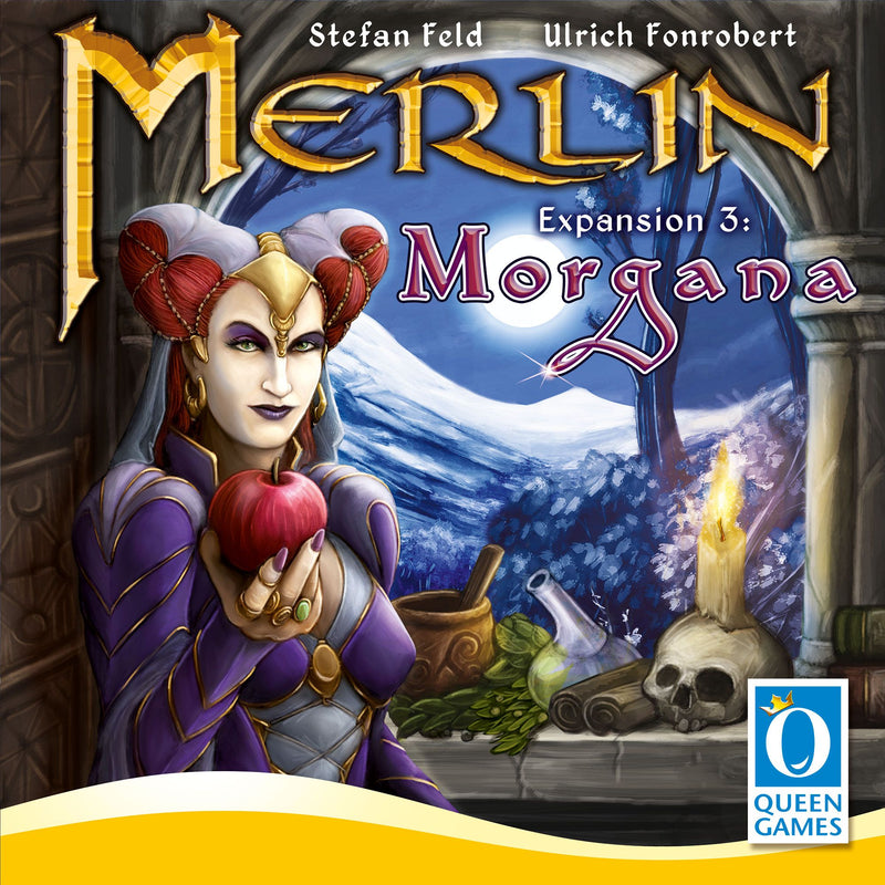 Merlin: Morgana Expansion