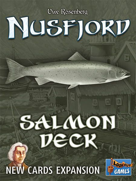Nusfjord: Salmon Deck (Import)