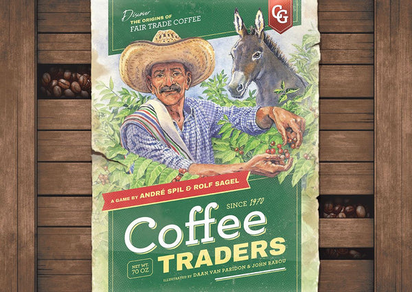 Coffee Traders (Deluxe Edition) *PRE-ORDER*