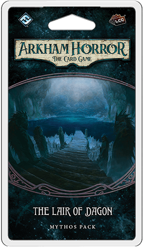 Arkham Horror: The Card Game – The Lair of Dagon: Mythos Pack *PRE-ORDER*