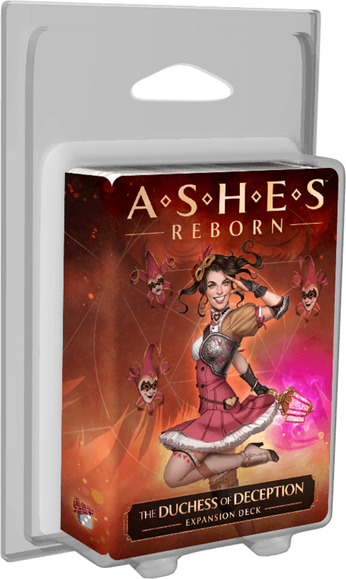 Ashes Reborn: The Duchess of Deception *PRE-ORDER*