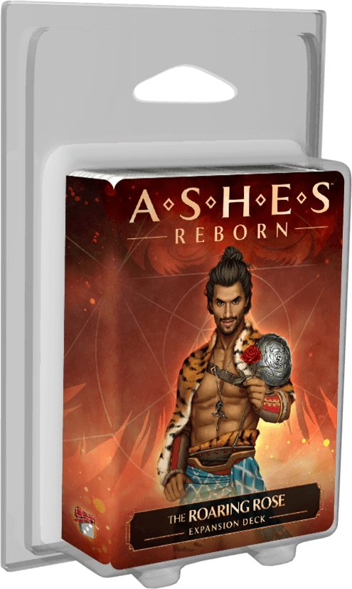 Ashes Reborn: The Roaring Rose