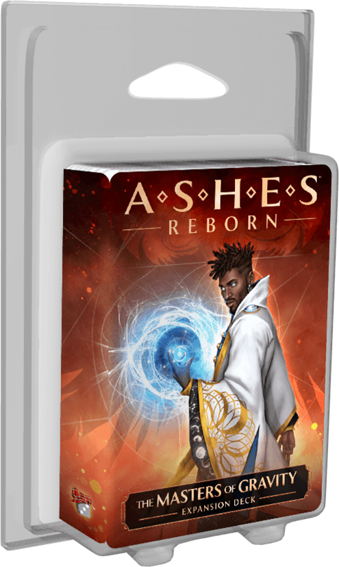 Ashes Reborn: The Masters of Gravity *PRE-ORDER*