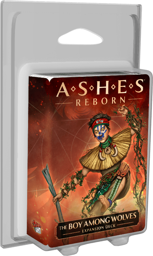 Ashes Reborn: The Boy Among Wolves *PRE-ORDER*