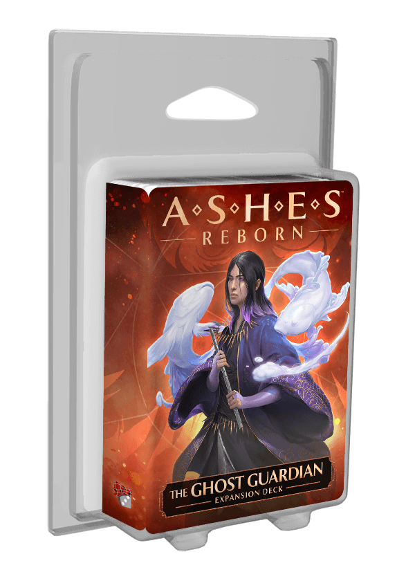 Ashes Reborn: The Ghost Guardian *PRE-ORDER*