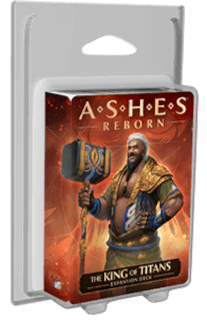 Ashes Reborn: The King of Titans *PRE-ORDER*