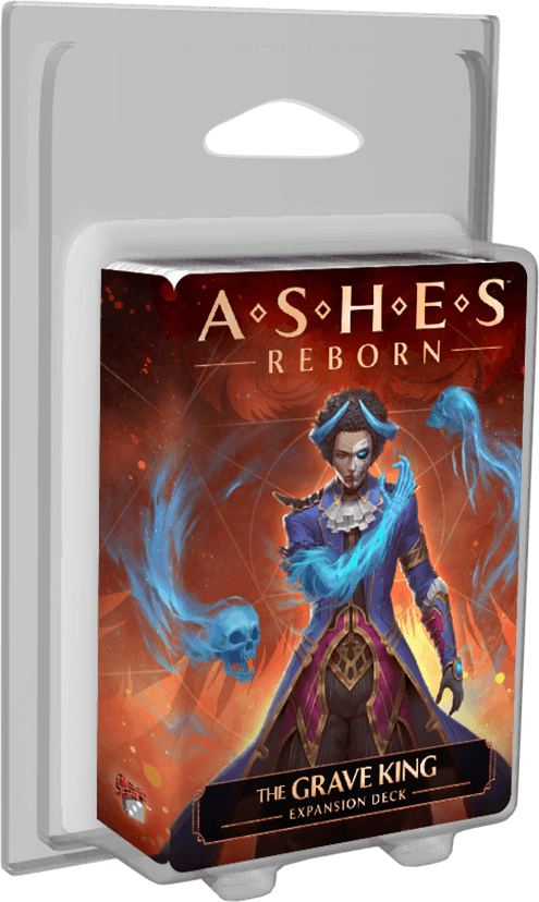 Ashes Reborn: The Grave King *PRE-ORDER*