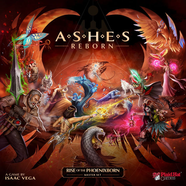Ashes Reborn: Rise of the Phoenixborn *PRE-ORDER*