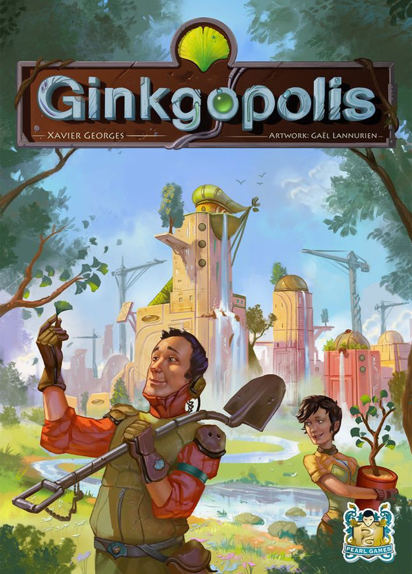 Ginkgopolis (New Edition) (Import)