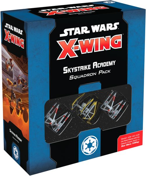 Star Wars X-Wing (Second Edition): Skystrike Academy Squadron Pack