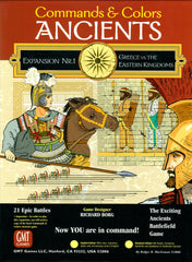 Commands & Colors: Ancients Expansion Pack #1 - Greece & Eastern Kingdoms
