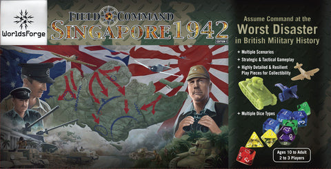 Field Command: Singapore 1942