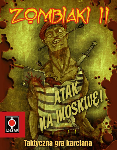 Zombiaki II: Attack on Moscow