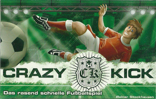 Crazy Kick (Third Edition)