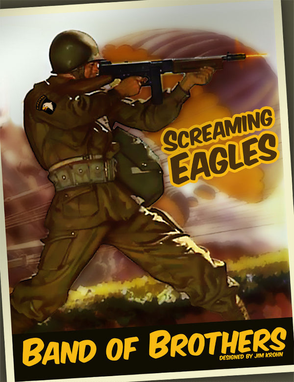 Band of Brothers: Screaming Eagles (Second Edition)