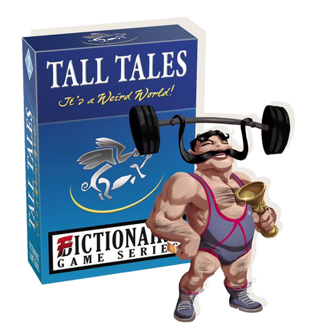 Fictionaire: Tall Tales: It's a Weird World!