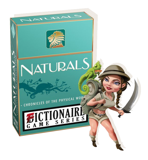 Fictionaire: Naturals: Chronicles of the Physical World