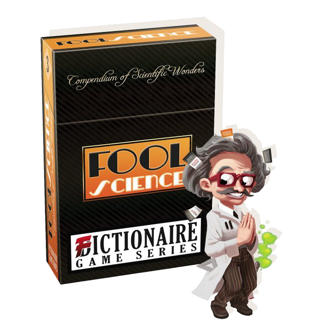 Fictionaire: Fool Science: Compendium of Scientific Wonders