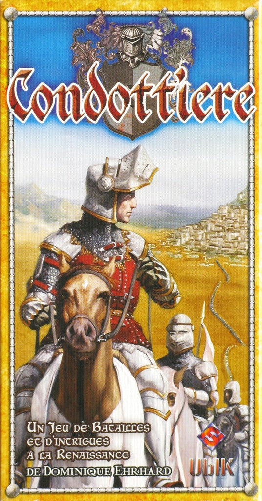 Condottiere (French)