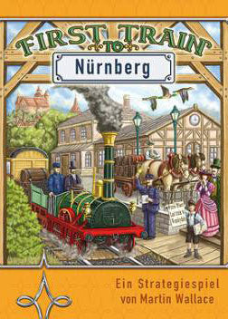 First Train to Nuremberg (Import)